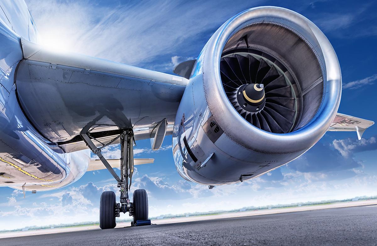 Réacteur d'avion