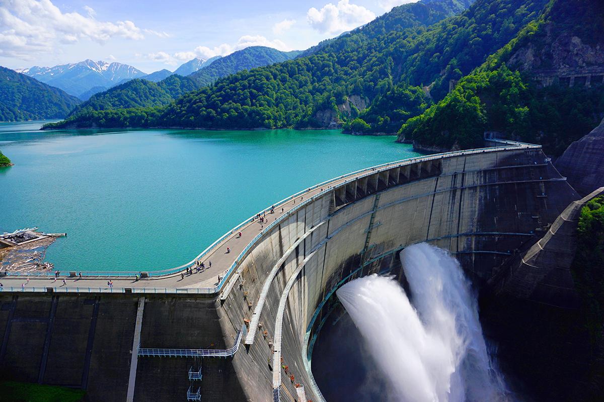 Barrage hydrolique