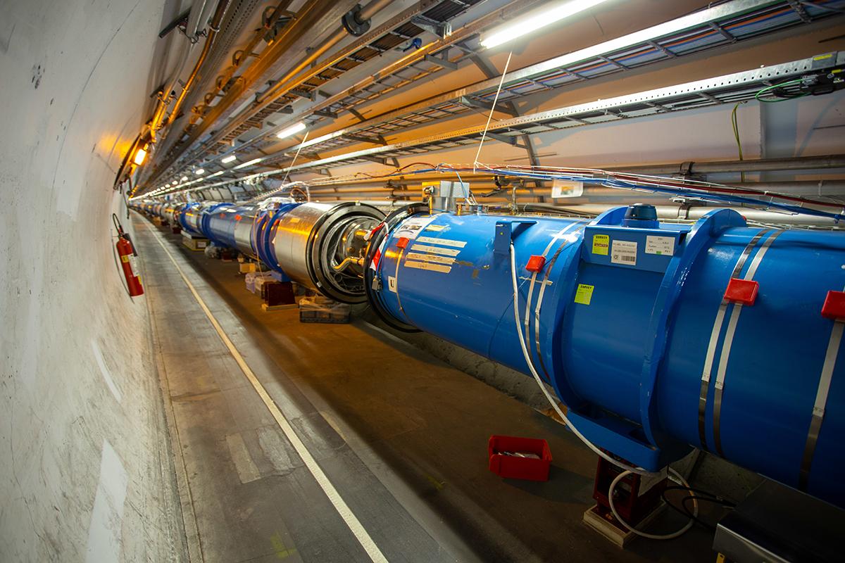 CERN accélérateur